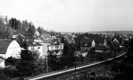 Stadtblick - Südviertel